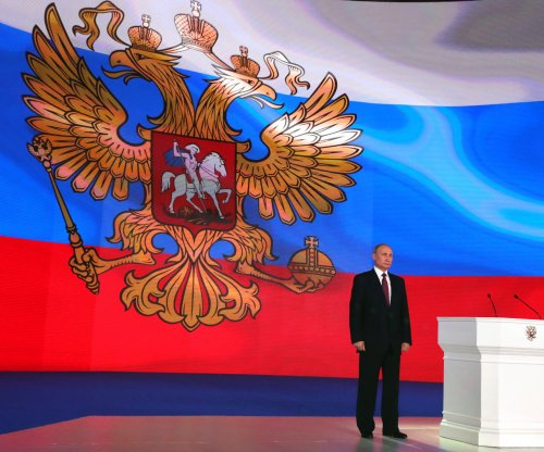 Putin: New Russian nukes are answer to U.S. leaving arms treaty