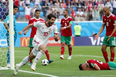 World Cup: Iran beats Morocco on own-goal header
