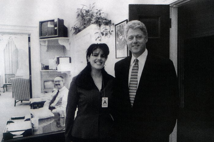 On This Day: President Clinton admits relationship with Lewinsky