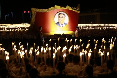 North Korea exalts late leader Kim Il Sung ahead of party meeting