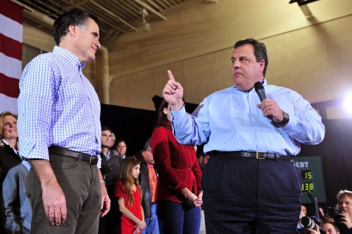 Christie to Romney: Open up