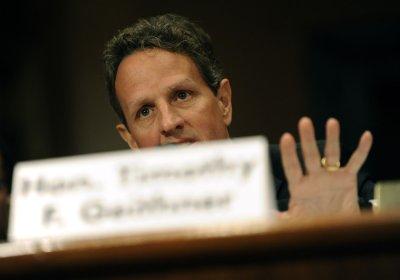 China rebuffs Geithner on Iran