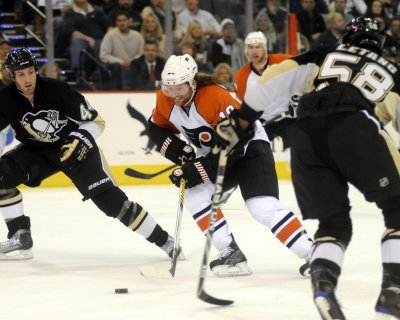 NHL: Philadelphia 7, Pittsburgh 4