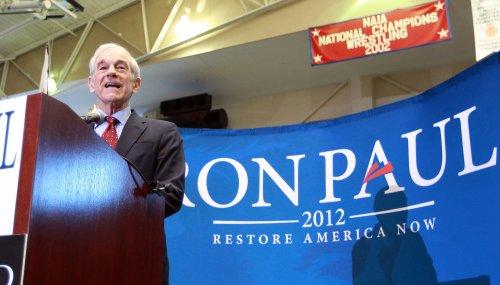 Politics 2012: Ron Paul raining on Romney's parade