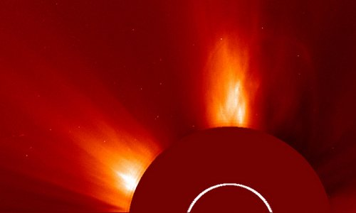Solar storm to hit Earth on Friday the 13th