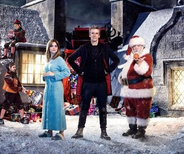 Jenna Coleman isn't leaving 'Doctor Who' after Christmas special