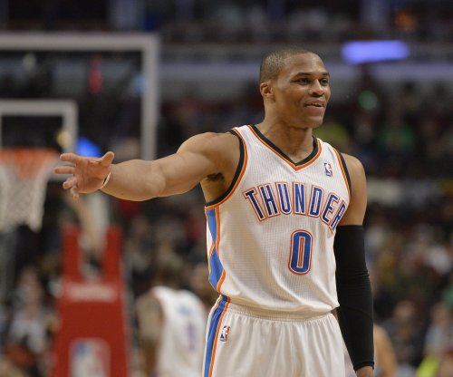 Oklahoma City Thunder eliminated from postseason despite rout of Minnesota Timberwolves