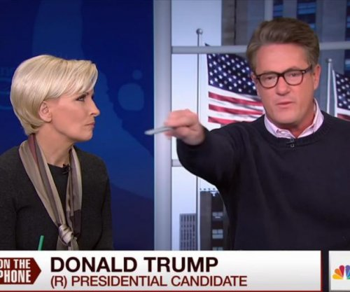 MSNBC hosts cut off Donald Trump