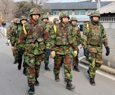 South Korea arrested eight suspects for North Korea spying