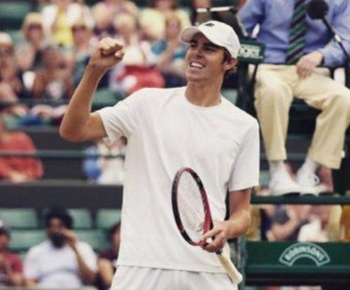 U.S. teen Reilly Opelka scores major upset win at Atlanta Open