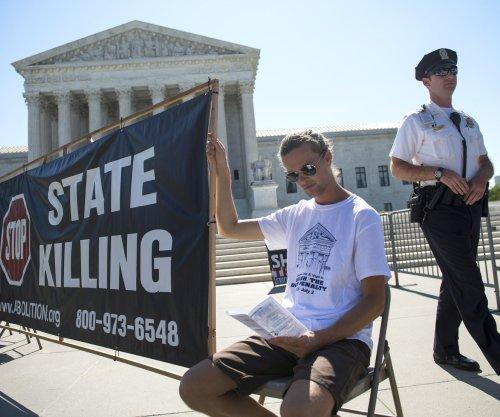 Death sentences decline but dominate in Florida, Alabama