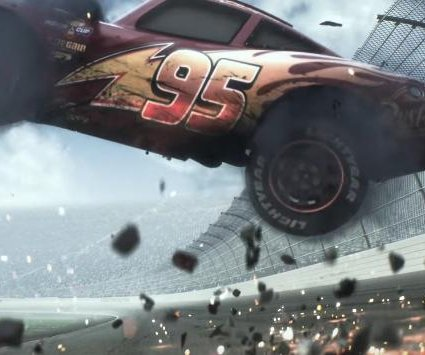 Lightning McQueen returns in explosive 'Cars 3' trailer