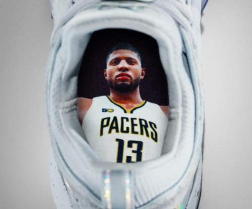 Paul George debuts fresh first signature shoes