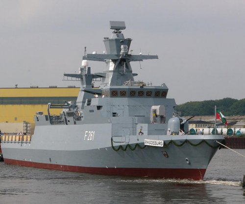 German navy set for additional corvettes
