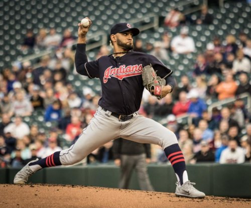 Michael Brantley homers, drives in two as Cleveland Indians beat Minnesota Twins