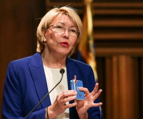 Venezuela's attorney general refuses to attend high court hearings