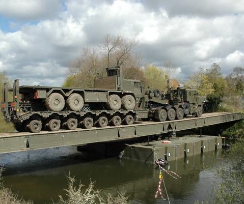 BAE testing new monitoring system for military bridges