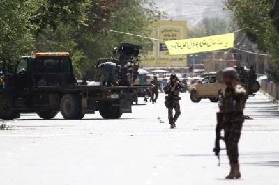 At least 29 dead in double bombings in Afghanistan