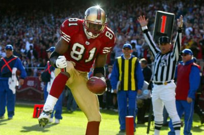 San Francisco 49ers to induct Terrell Owens into team's Hall of Fame