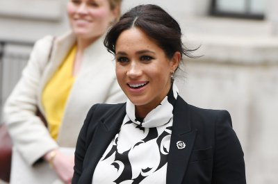Meghan Markle named vice president of Queen's Commonwealth Trust