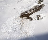 Up to 12 possibly trapped after Russia avalanche