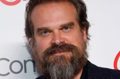 David Harbour 'really proud' of 'Black Widow': 'I think it's incredible'