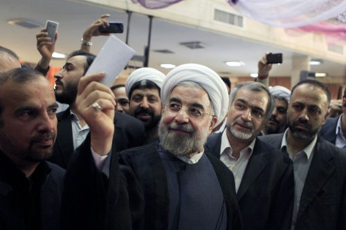 Polls open as six vie to become Iran's next president