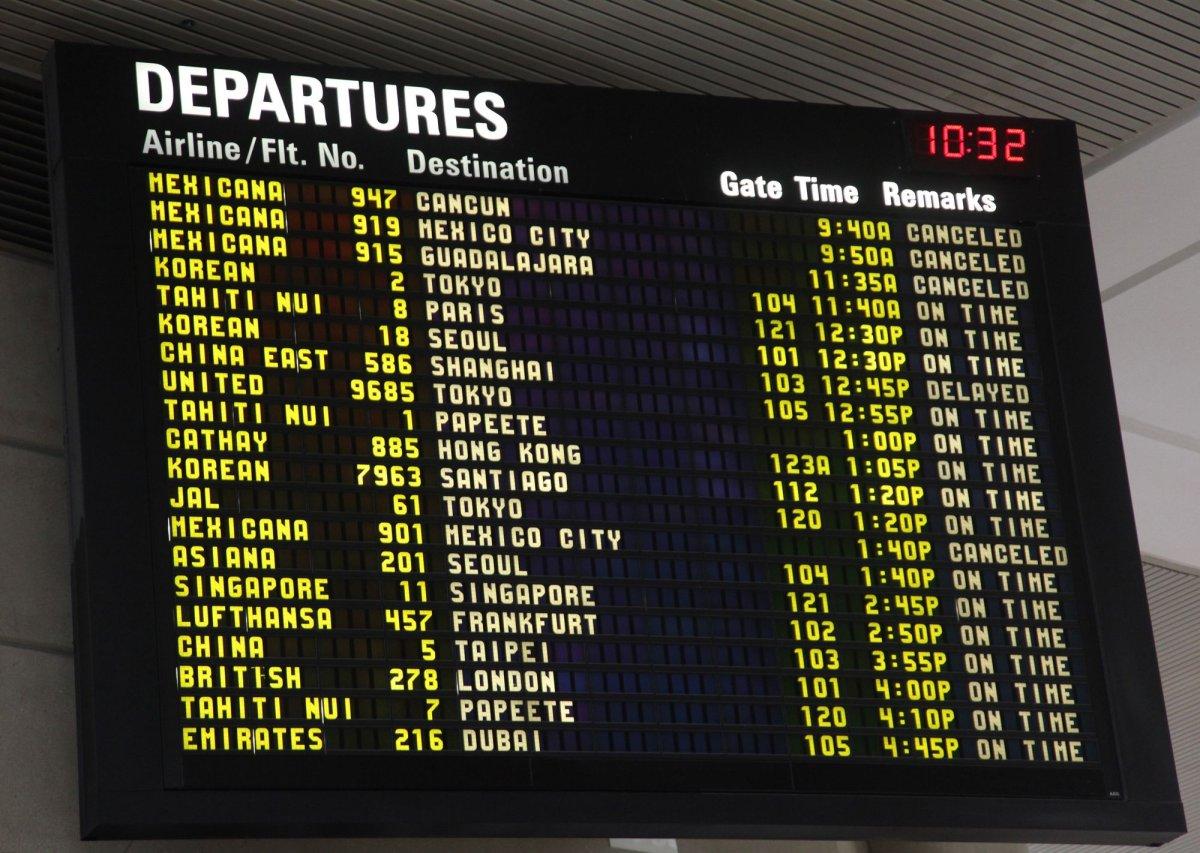 Jobs shrink at U S  airlines - UPI com