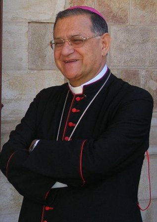 Palestinian archbishop urges Israel to arrest anti-Christian vandals ahead of pope's Holy Land visit