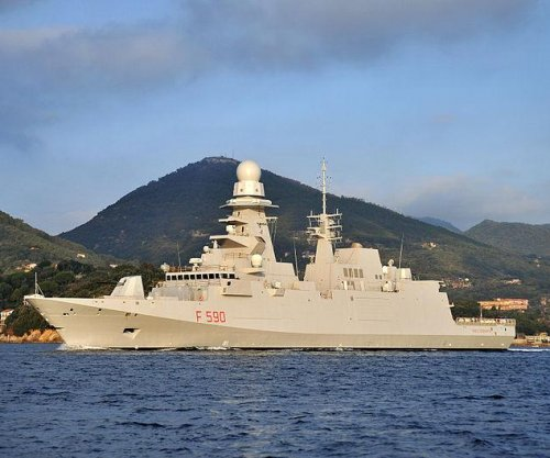 Construction of new Italian Navy frigate begins