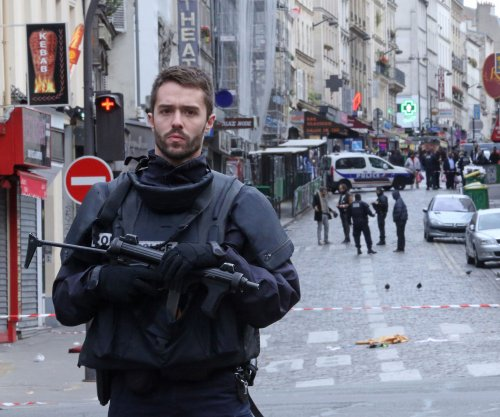 Possible suicide bomb vest found in Paris suburb linked to attacks