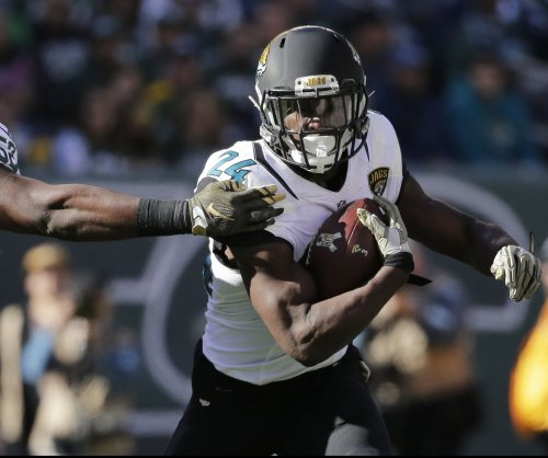 Jaguars' running game fails to materialize