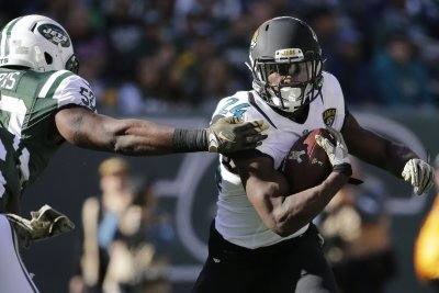 Jacksonville Jaguars' running game fails to materialize