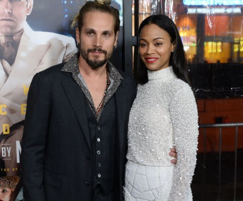 Zoe Saldana gives birth to third son, names him Zen