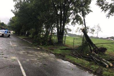Cindy leaves tornado in its wake; injuries, damage in Alabama