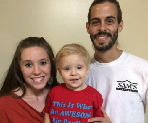 Jill Duggar shares new photos of son Samuel: 'So grateful'