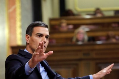 Spanish prime minister calls for April elections to break Parliament impasse
