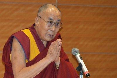 Dalai Lama hospitalized with chest infection