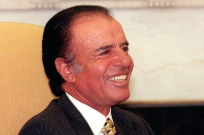 Former president of Argentina, Carlos Menem, dead at 90