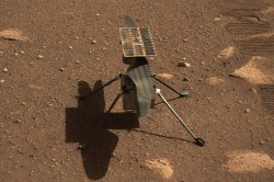 NASA plans careful restart for Mars helicopter after quiet period