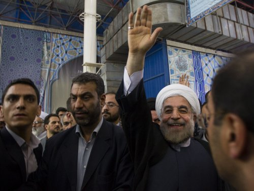 Outside View: Iran's new 'moderate' president has duped the West