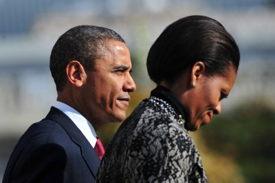 Report: Obama chooses absence