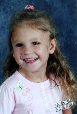 Bones found near missing girl's home