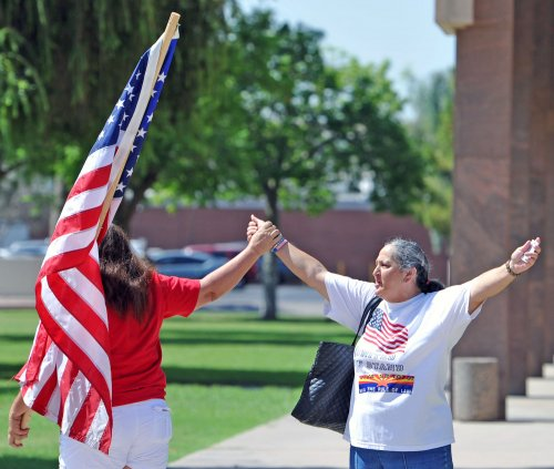 Suits expected over Ariz. immigration law
