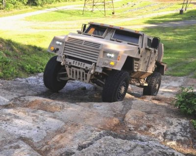 Lockheed Martin's JLTV production plant gets government approval