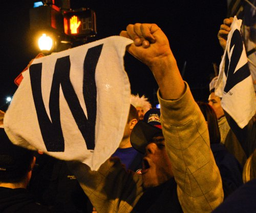 Chicago Cubs say focus won't waver after NLDS win