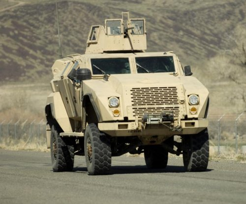 Lockheed Martin suing over lost combat vehicle contract