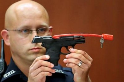 Bids for Zimmerman's gun skyrocket past $65M on auction site, but offers likely fake