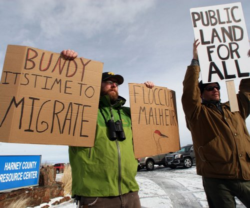 Ammon Bundy's bodyguard sentenced in Oregon standoff case