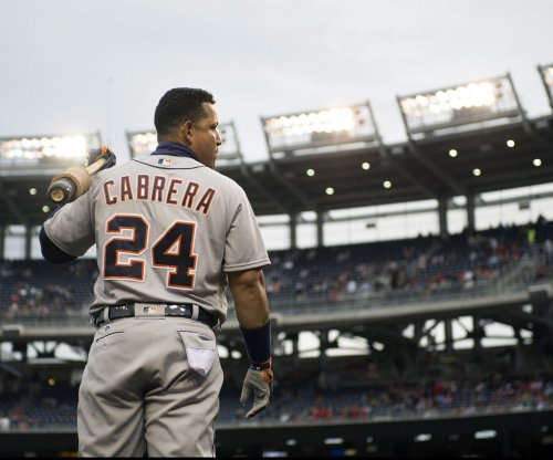 Detroit Tigers' Miguel Cabrera unsure of Opening Day status